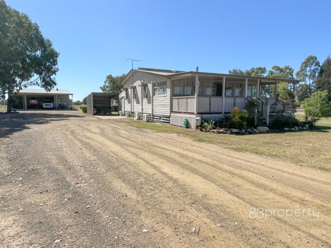 Character Home on 10 Acres in a Great Location